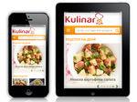 И Kulinar.bg с мобилна версия